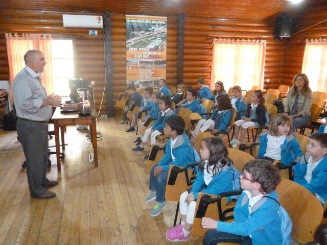 Εκπαιδευτική εξόρμηση στο Περιβαλλοντικό Πάρκο Θέρμης