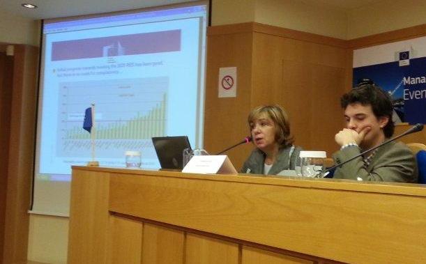 Συνέντευξη με την απόφοιτο Βασιλεία Αργυράκη, στέλεχος τής Ευρωπαϊκής Επιτροπής